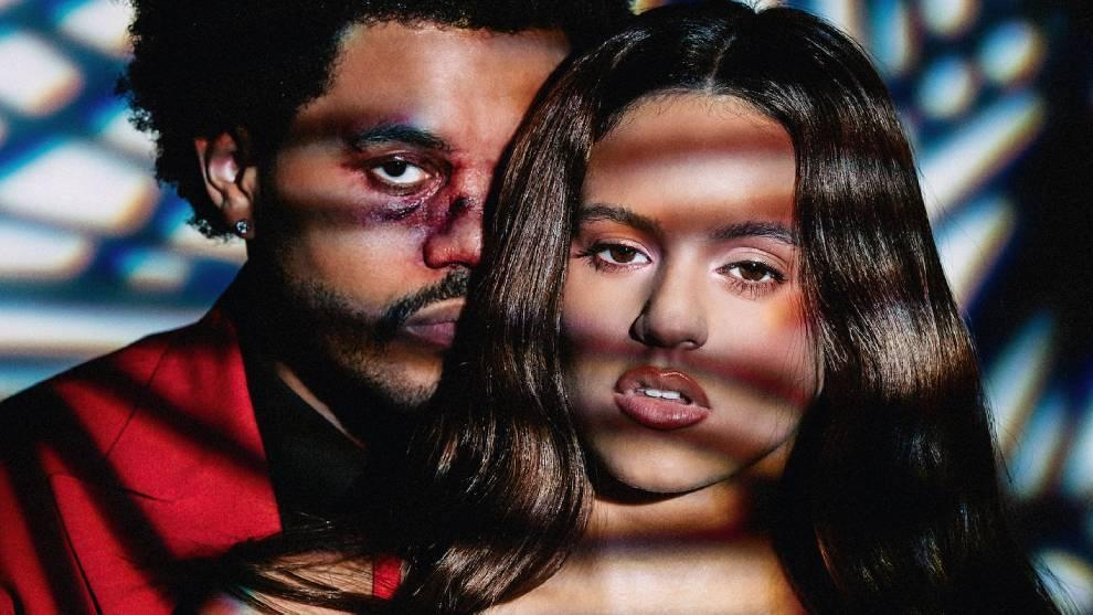 Rosalía podría acompañar a The Weeknd en el show del Super Bowl