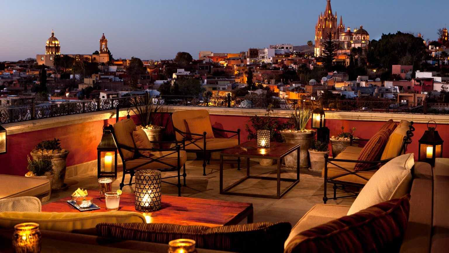 Forbes Travel Guide 2021: Los 12 hoteles más lujosos de México