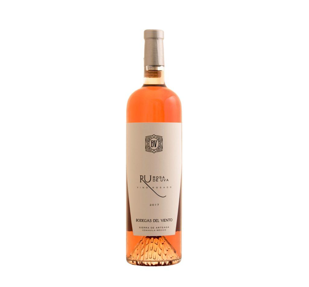 Vino Mexicano RU Rosa de Uva