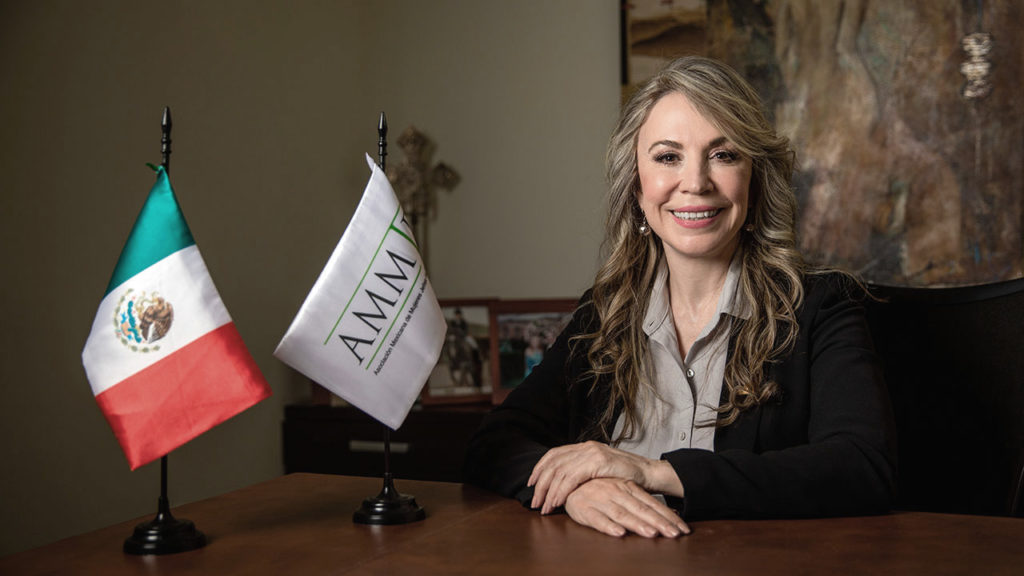 Sonia Garza presidenta AMMJE2
