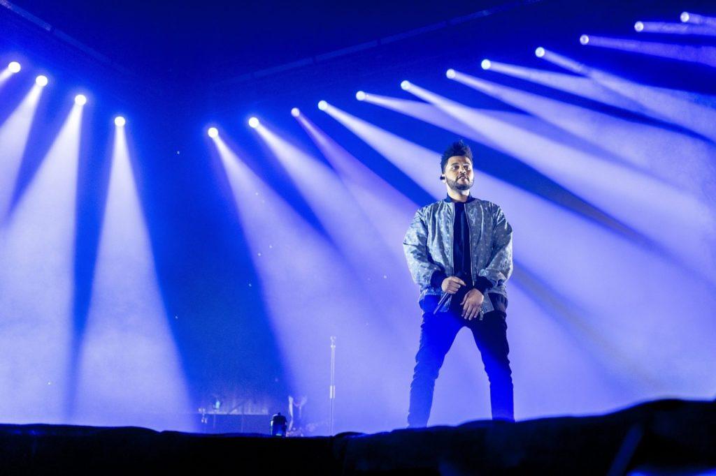The Weeknd Elton John