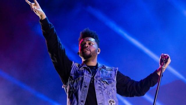The Weeknd Super Bowl Trayectoria
