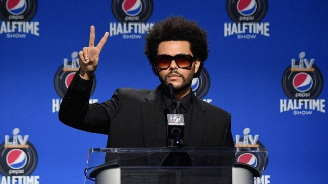 Super Bowl The Weeknd