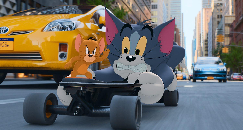 'Tom y Jerry': Diez divertidos datos de la nueva película de los personajes