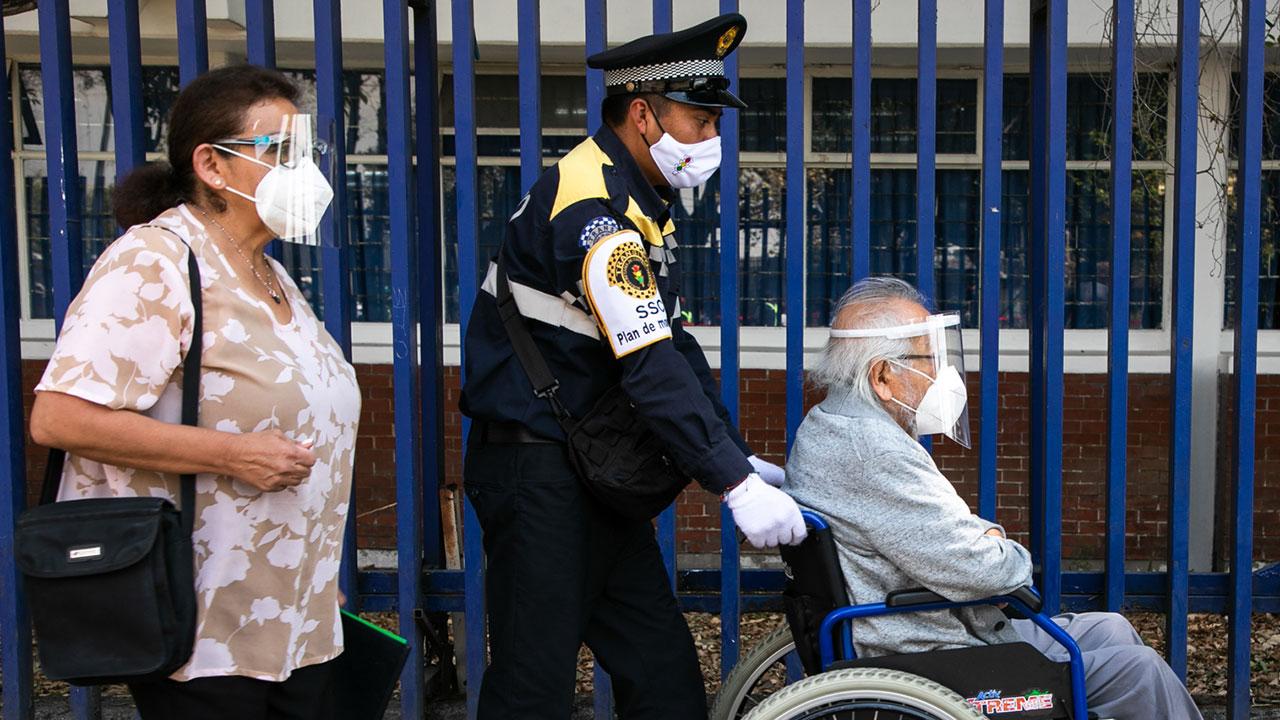 Salud reporta 8,462 contagios por Covid-19 en 24 horas