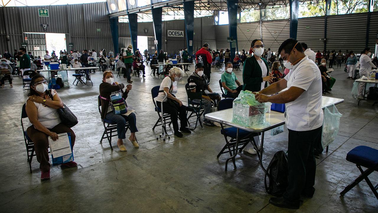 México supera las 187 mil muertes por Covid-19