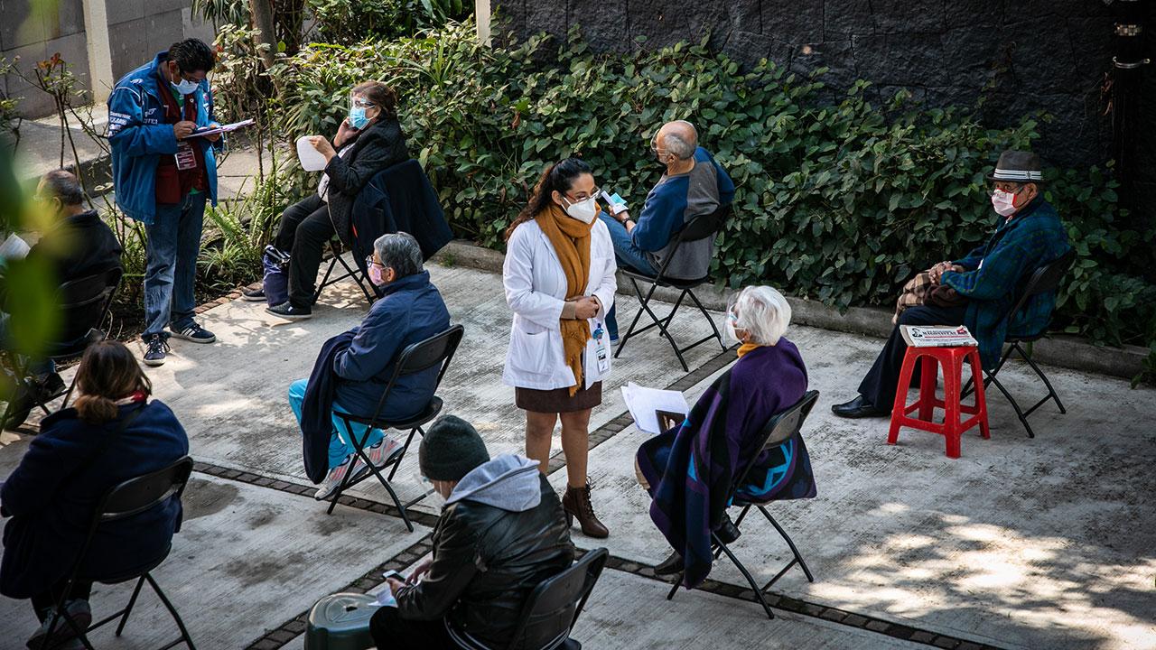 México supera 175 mil fallecimientos y 2 millones de contagios por Covid-19