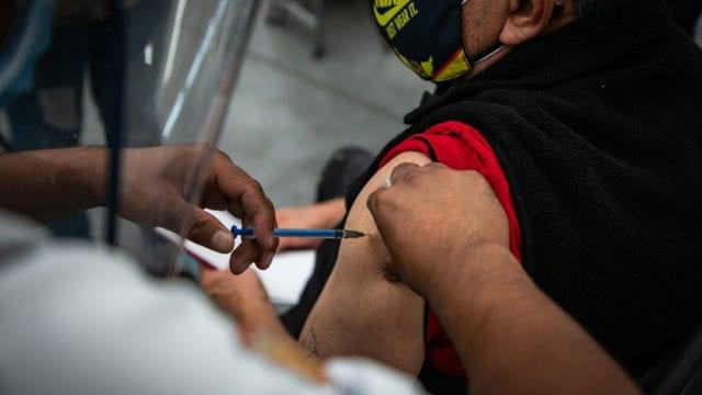 Vacunacion Covid19 adultos mayores Ecatepec 12