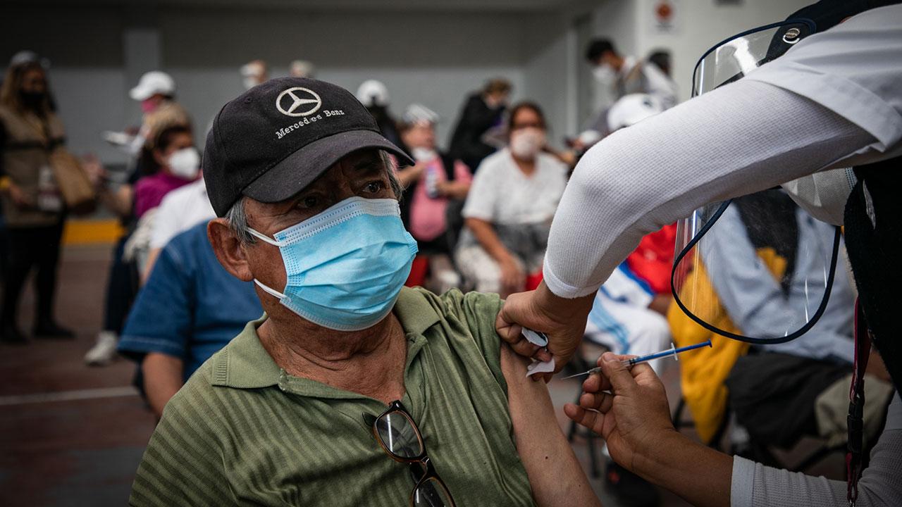 Salud reporta 1,273 nuevas muertes por Covid-19 en México