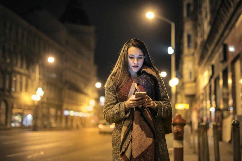 Vamping smartphones