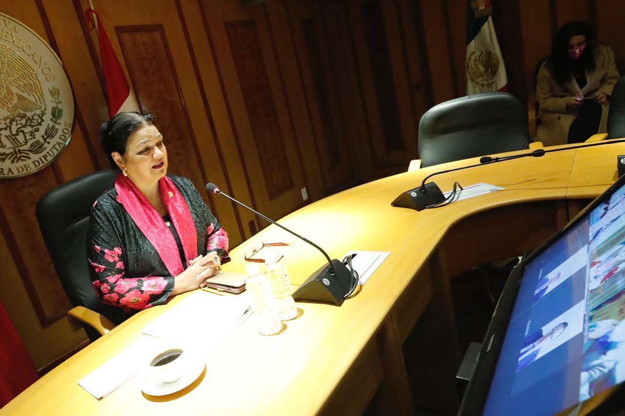 San Lázaro pide a embajador de Canadá eliminación de restricciones contra México