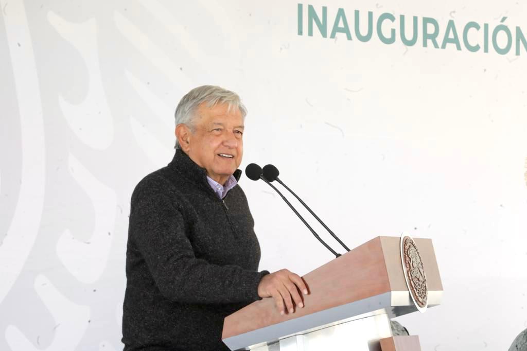 López Obrador pide a países productores de vacunas solidaridad y no acaparar