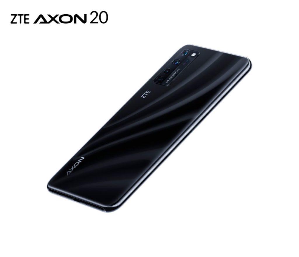 teléfono ZTE smartphone