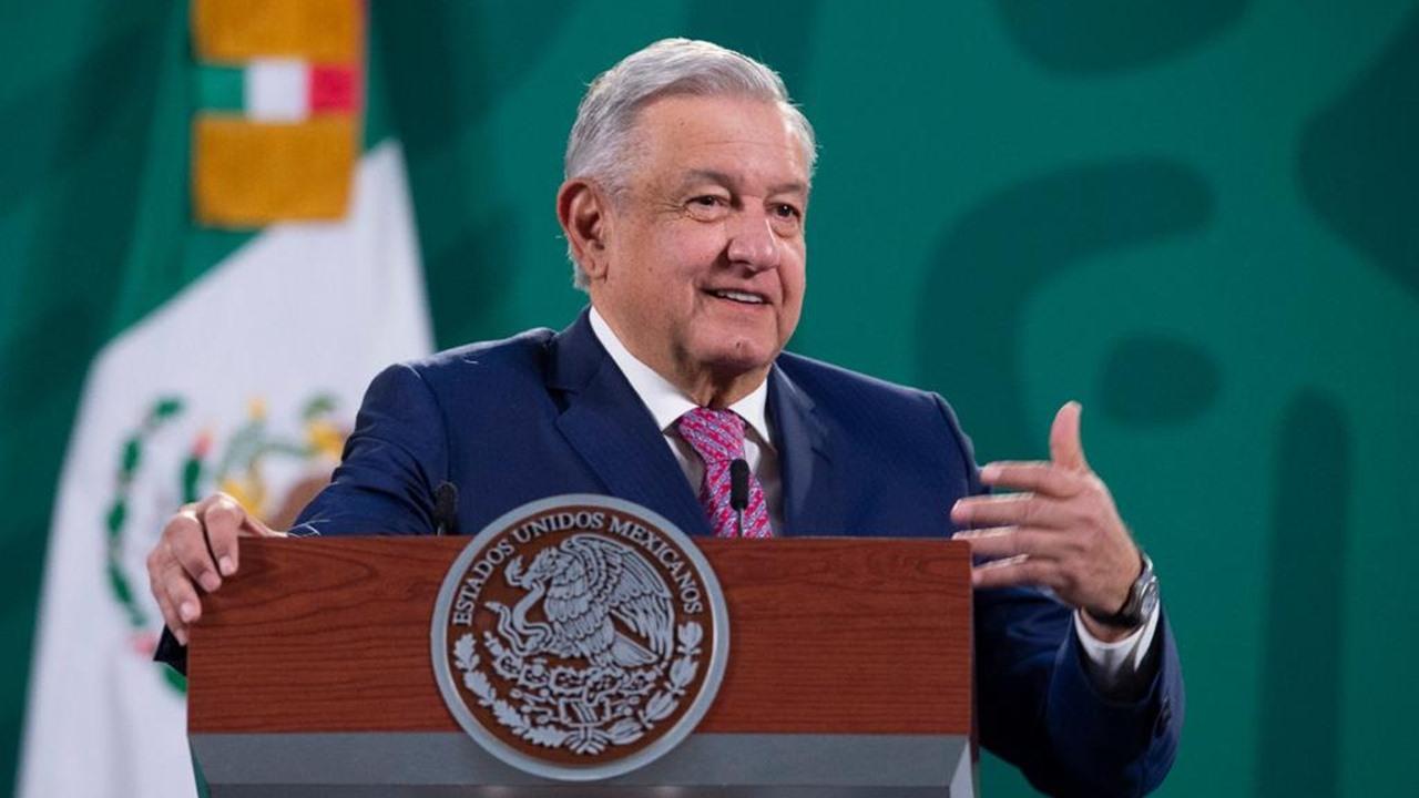 AMLO confía que el Senado apruebe su polémica reforma eléctrica
