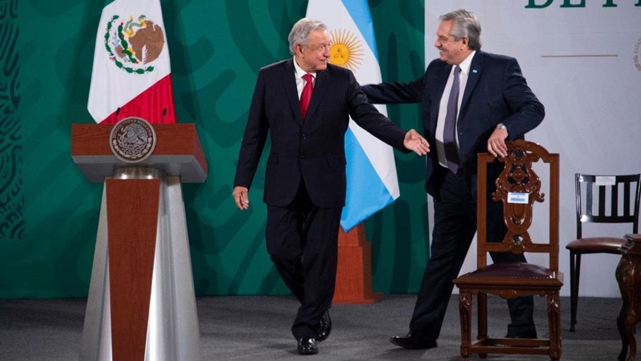 AMLO recibe a un presidente extranjero tras casi un año