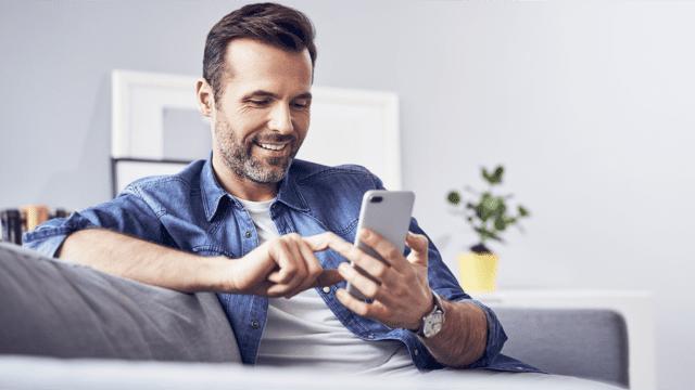 app móvil, economía digital, comercio electrónico.