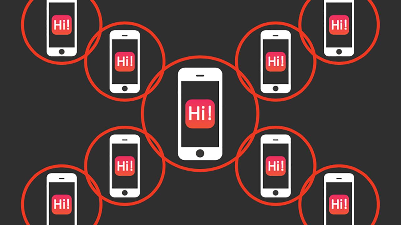 App mexicana de mensajería sin internet, descargada más de 1 millón de veces tras golpe en Myanmar