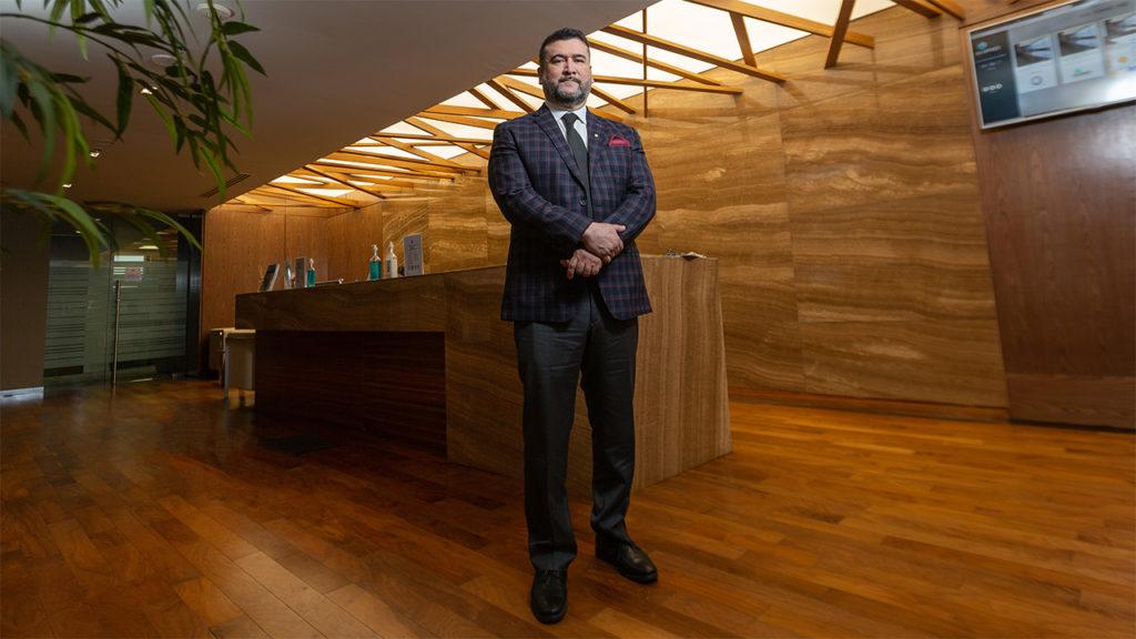 Carlos Peña, CEO de Open Opportunities Consulting Group.