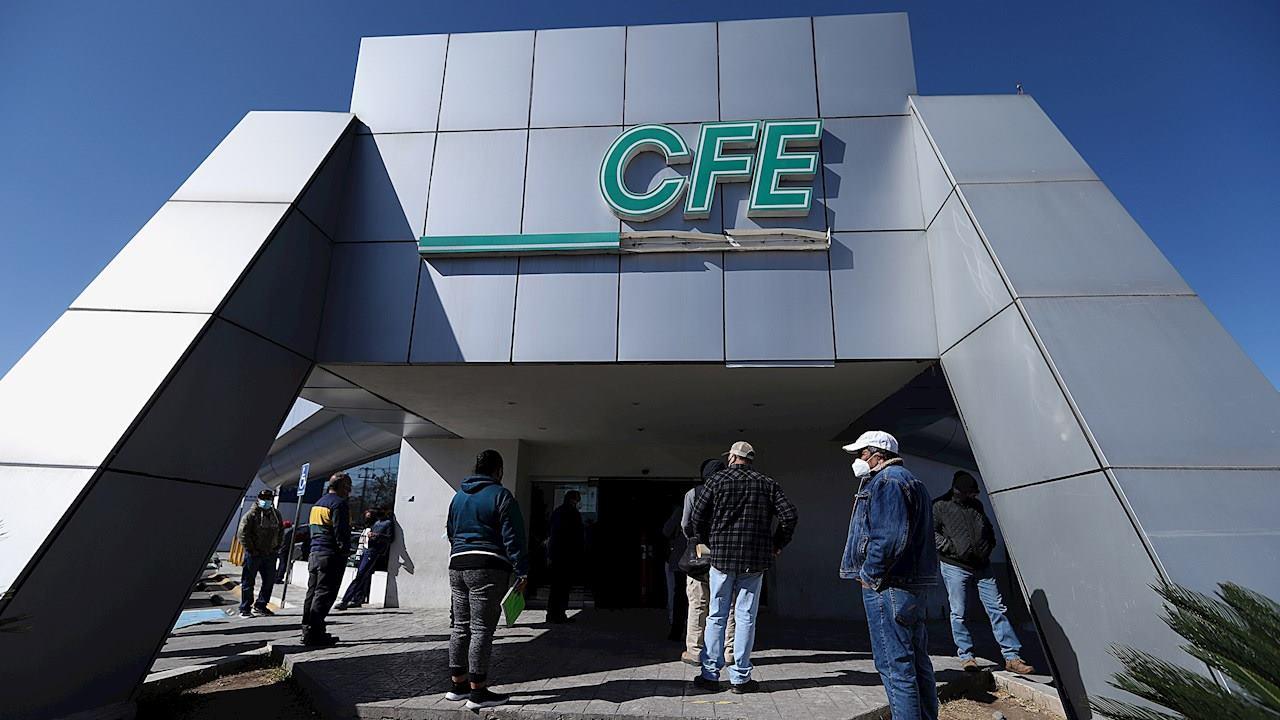 CFE perdió 78,920 millones de pesos durante 2020