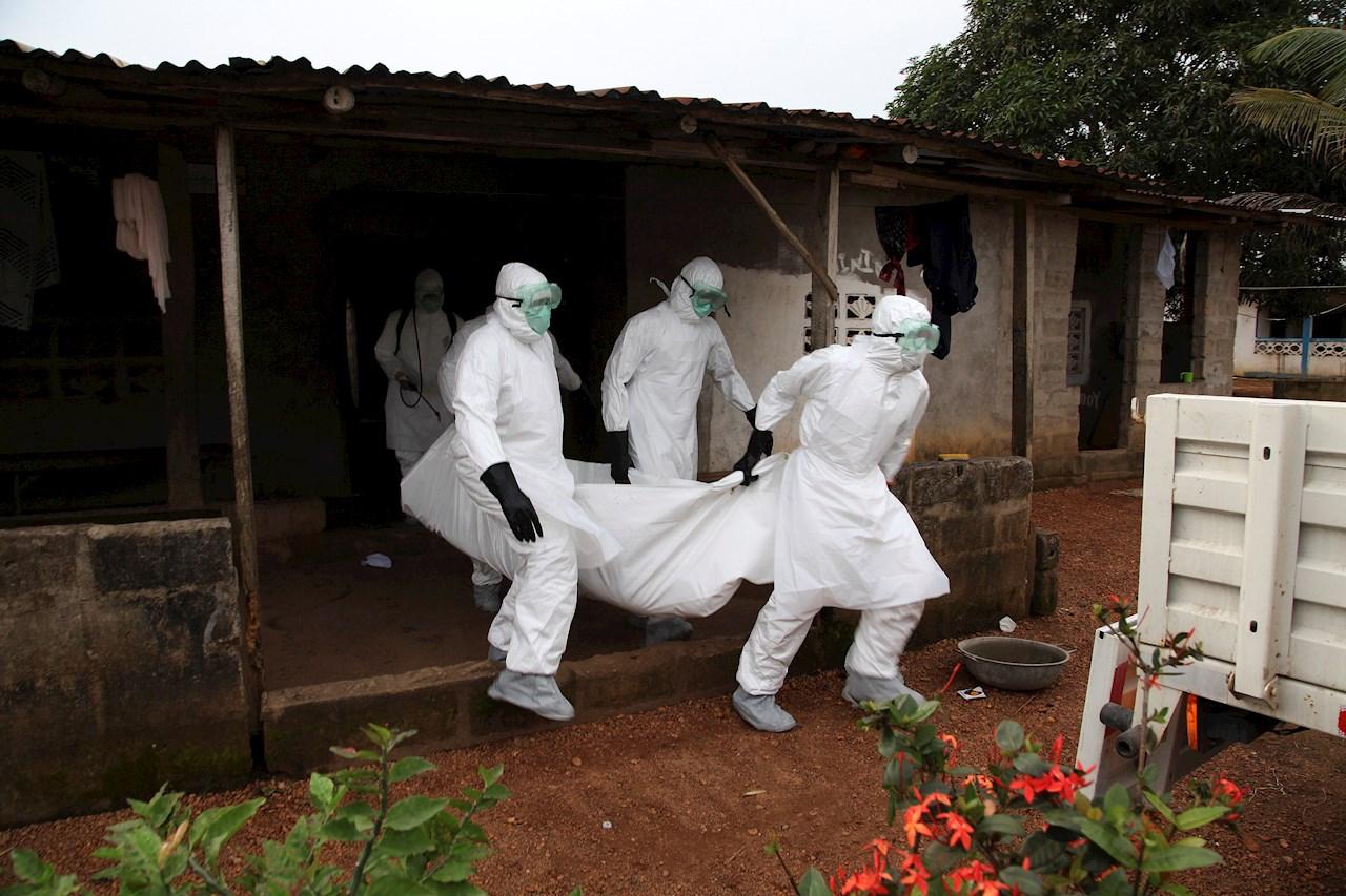 Guinea-Conakri anuncia oficialmente la existencia de una epidemia de ébola