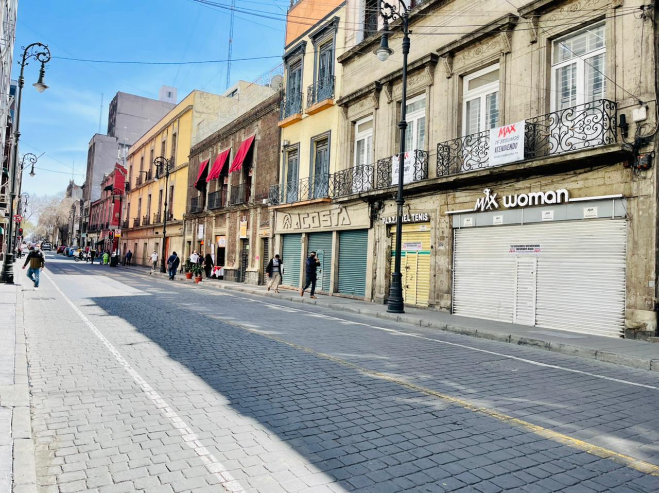 Negocios de la CDMX calculan recuperación económica hasta 2022