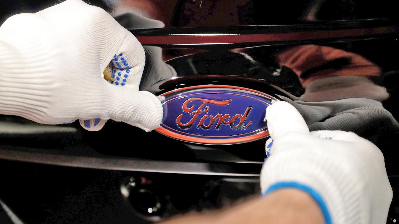 Ford utiliza desechos de impresoras 3D de HP para generar autopartes