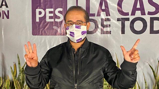 PES Hugo Éric Flores