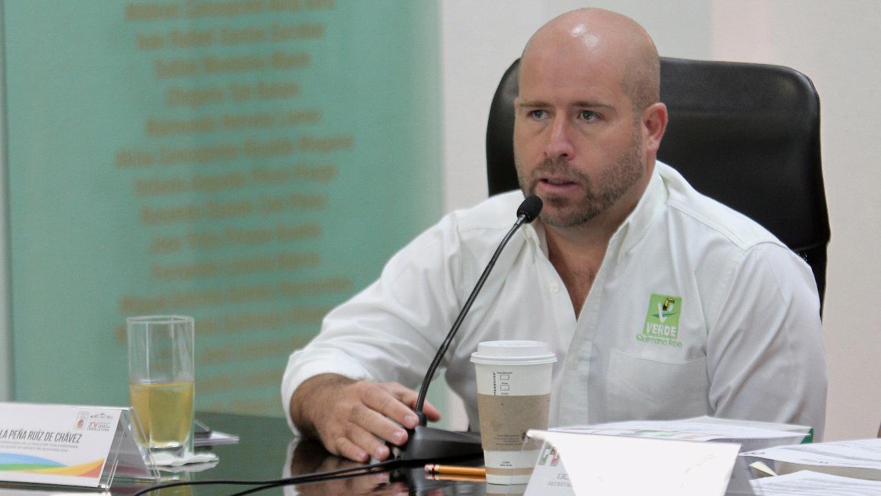 Destituyen a secretario del PVEM en Quintana Roo por nexos con mafia rumana