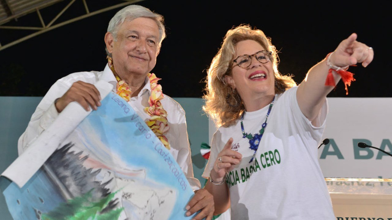 AMLO propone como embajadora a Josefa González-Blanco, polémica extitular de la Semarnat