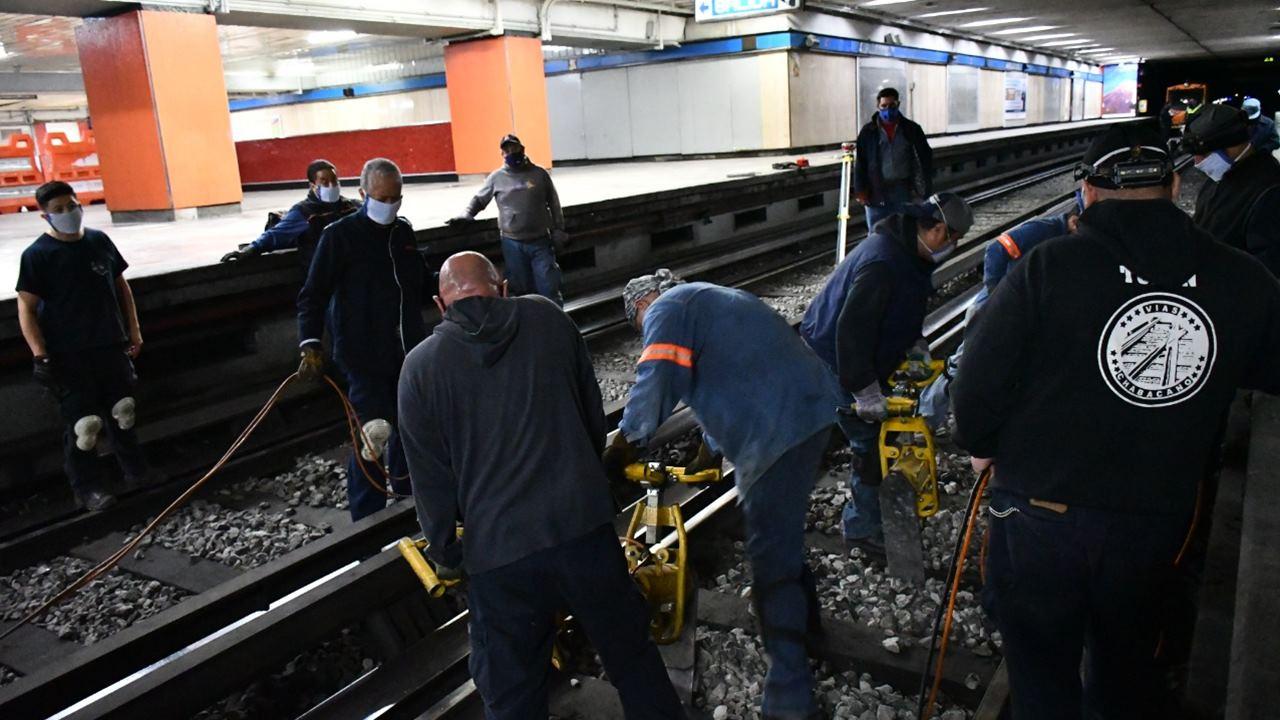 CDMX anuncia nuevo puesto central y modernización del Metro este 2021