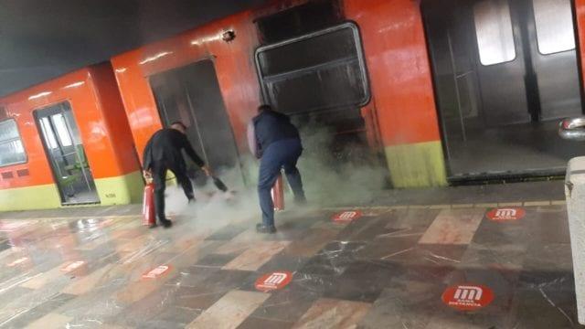 metro flamazo cdmx linea 3