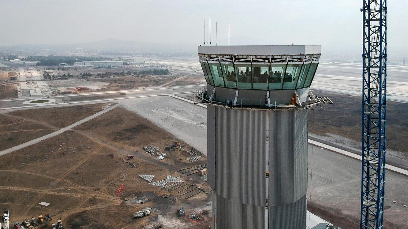 Sedena reserva información sobre Aeropuerto, sin explicar la razón