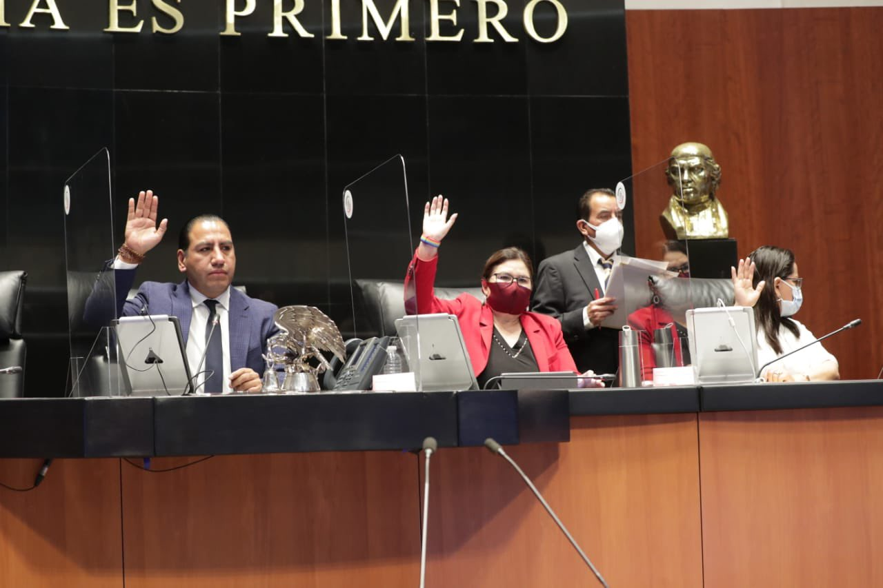 "Senadores se confrontan por reforma eléctrica; PAN dice ""no estamos para obedecer"""