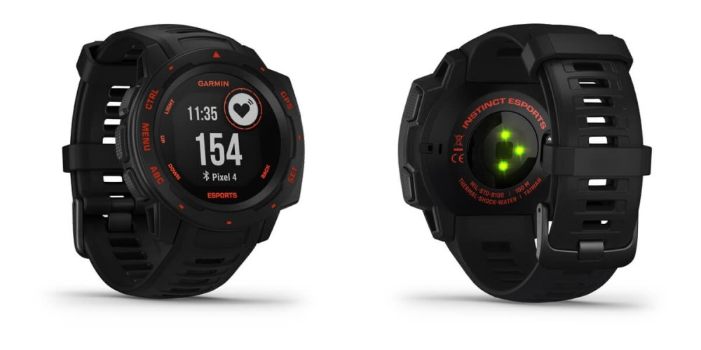 smartwatch  Garmin esports