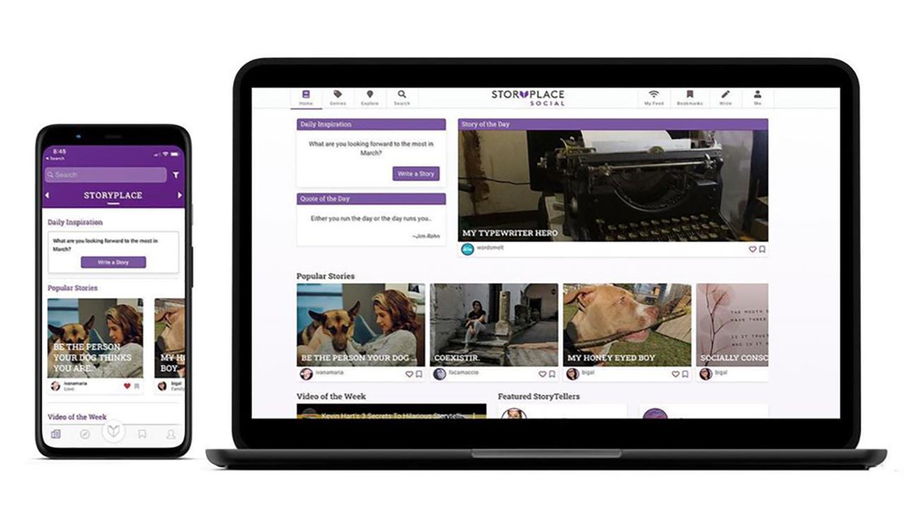 StoryPlace, la plataforma de historias de Ivana de María, alcanza 25,000 usuarios