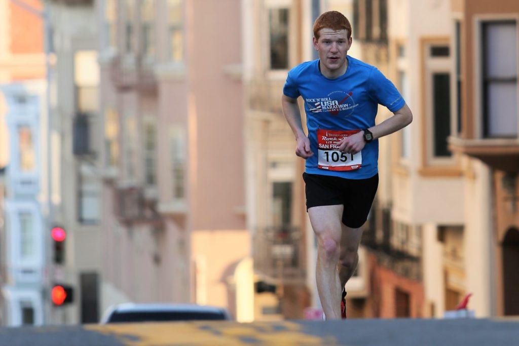 Tenis para correr, actividad fisica