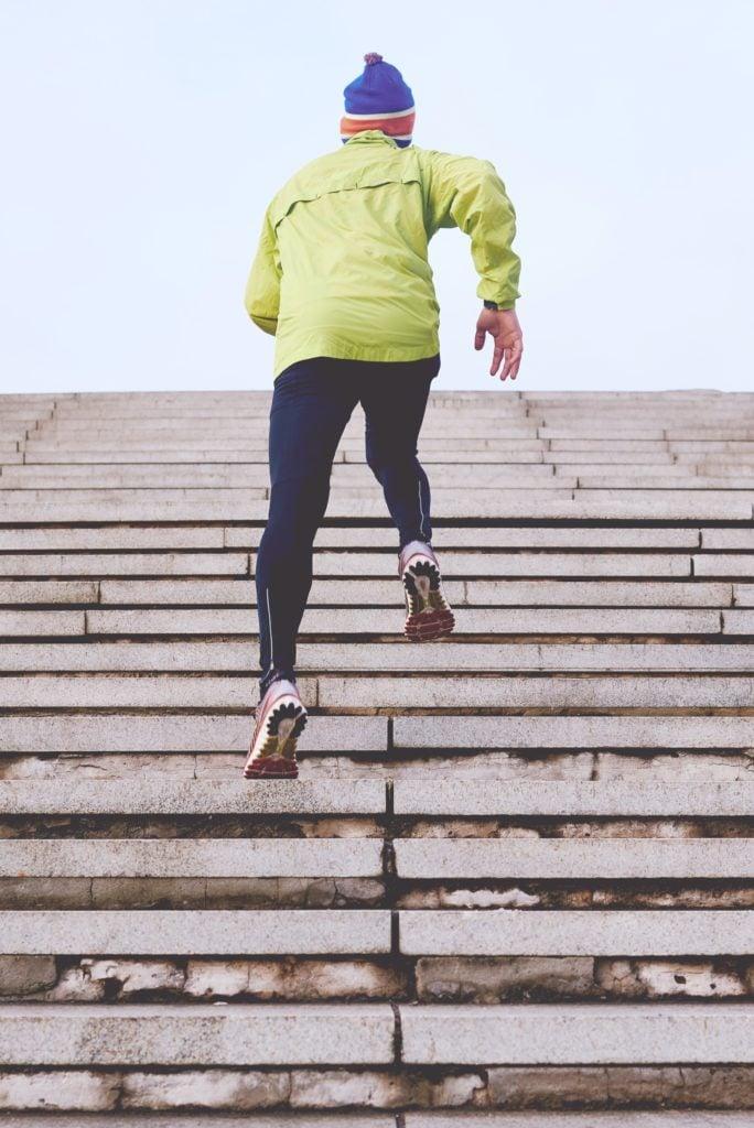 Tenis para correr, actividad física