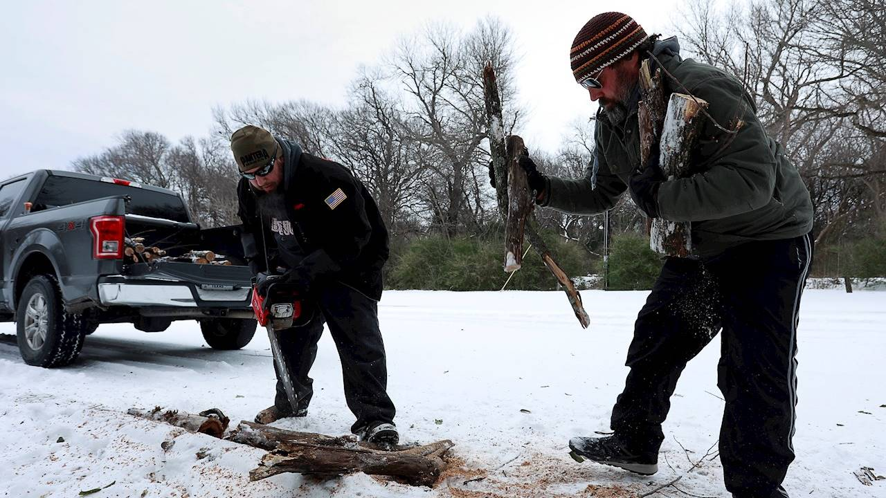 2.7 millones de hogares, sin electricidad en Texas por ola de frío