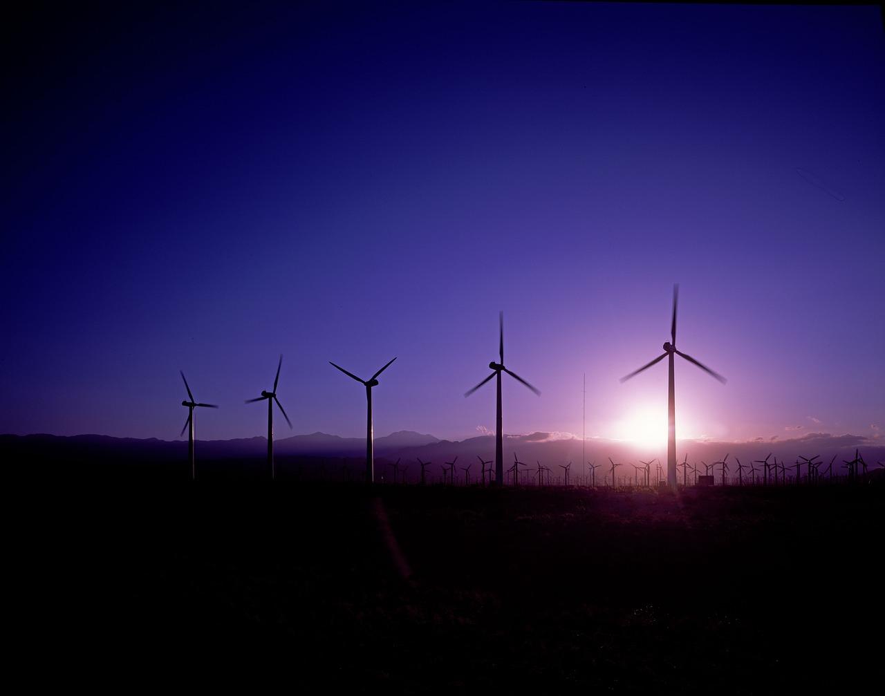 Industria eólica invertirá 1,300 mdd durante este año