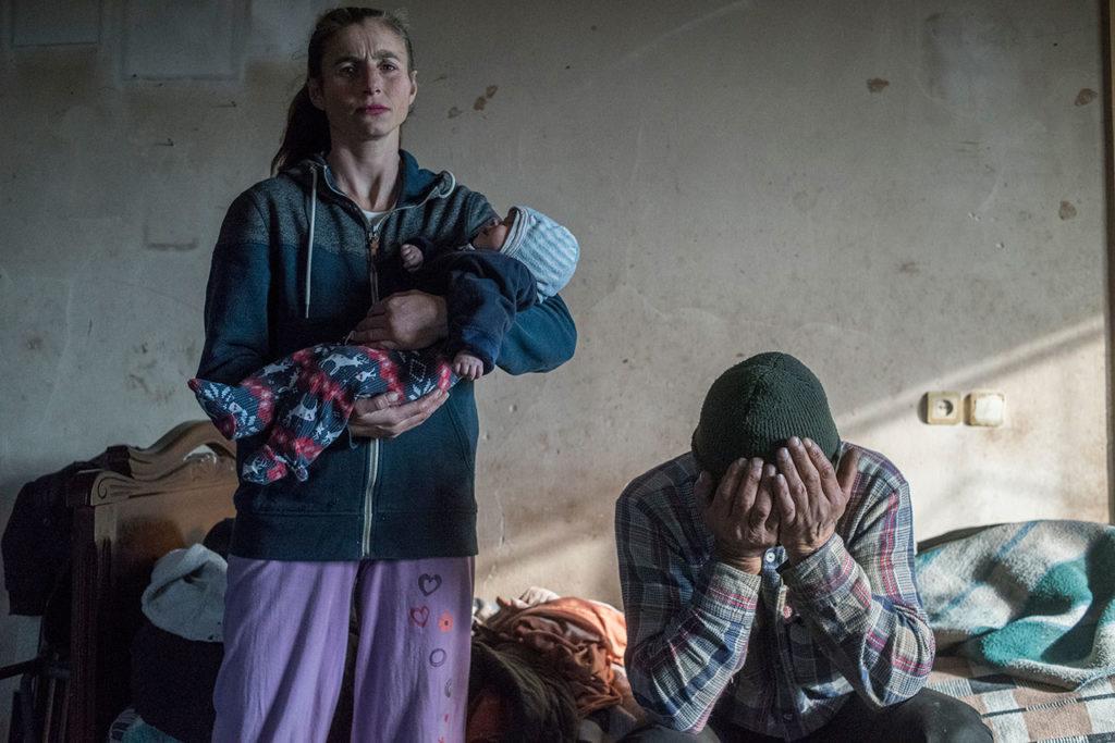 002 World Press Photo of the Year Nominee Valery Melnikov Sputnik