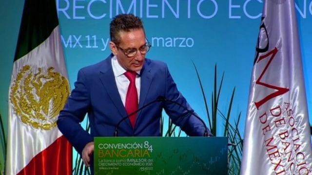 Daniel Becker, presidente de la Asociación de Bancos de México (ABM)