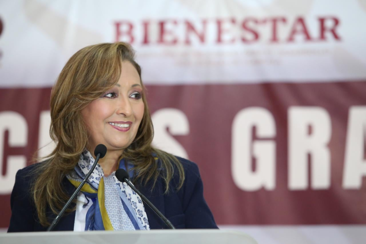 He cambiado de partido porque no estaba a la altura de la gente: Lorena Cuéllar