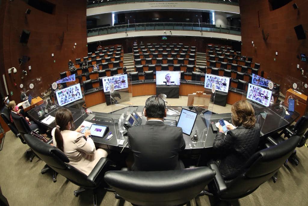 Senadores avalan desaparecer partidas secretas del PEF