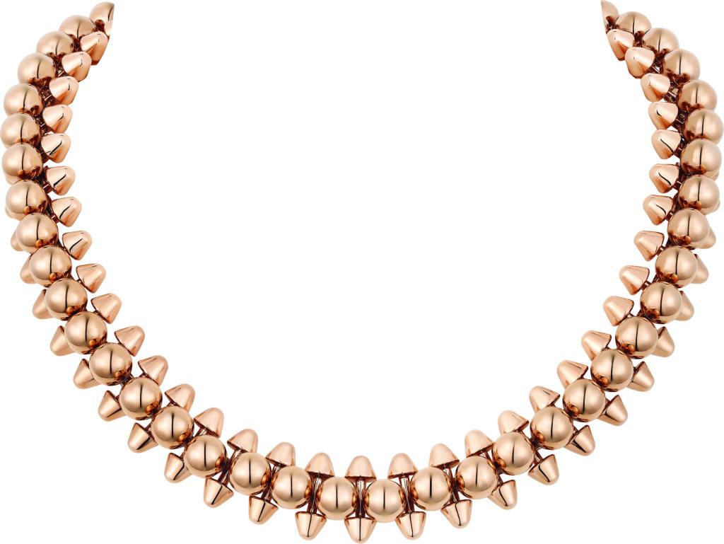 Collar Collar Clash, Cartier XL Alta joyería