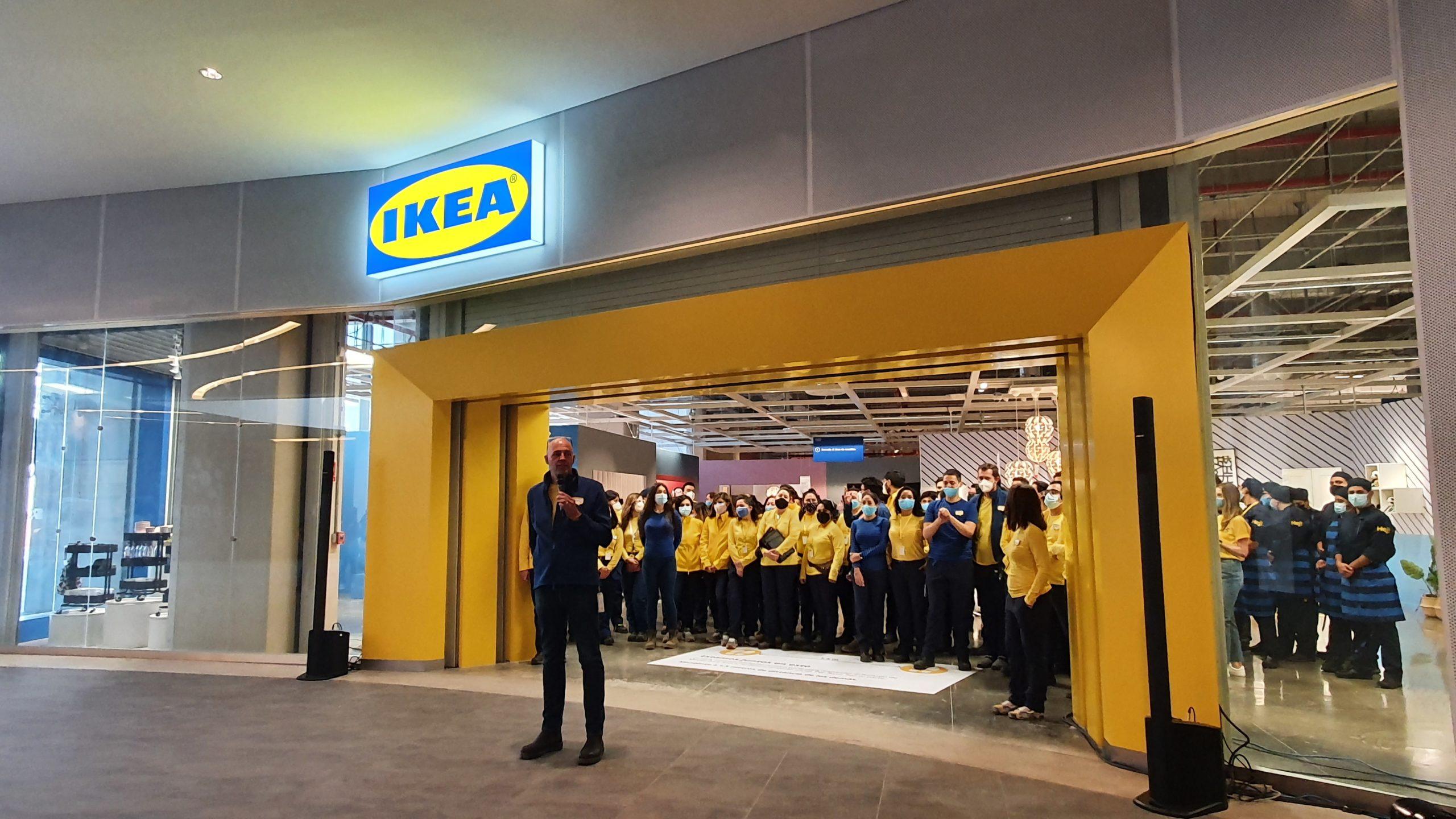 Ikea abre su primera tienda en México el 8 de abril