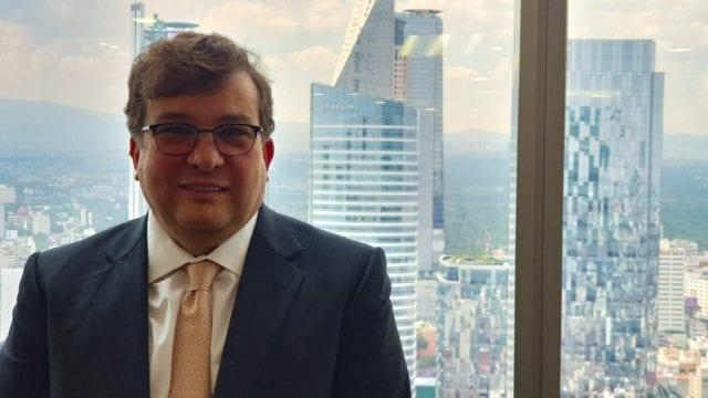 Jorge Arce, director general de HSBC México