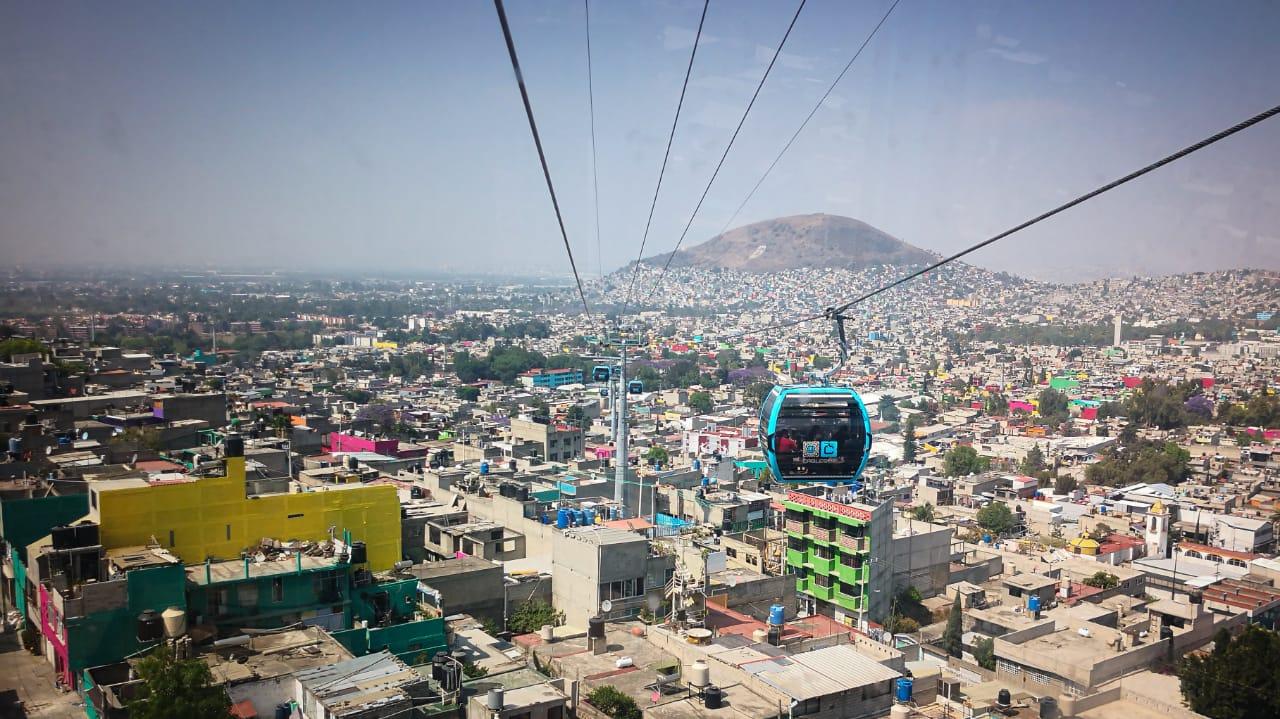 Esta será la tarifa del Cablebús, el teleférico de la Ciudad de México