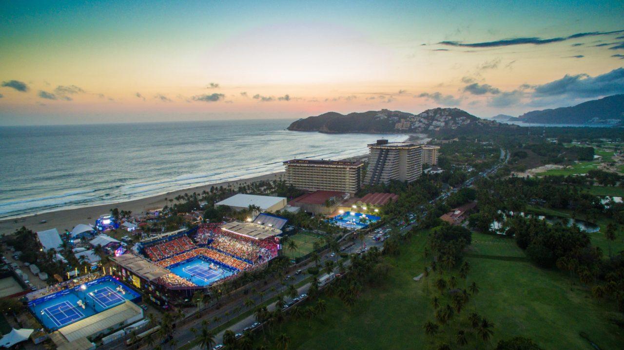 Abierto Mexicano de Tenis perfila nueva reapertura  turística de Acapulco