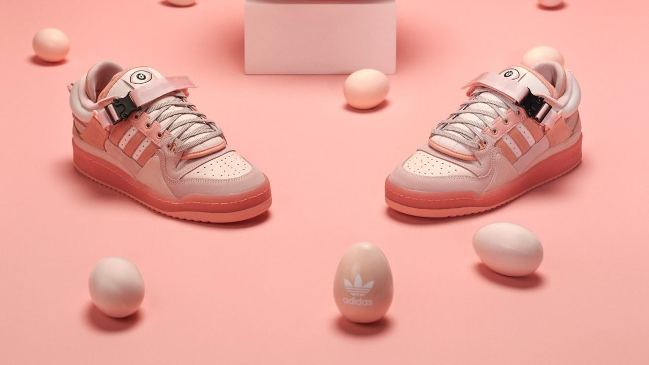 Bad Bunny sorprenden con nuevas siluetas en estos sneakers