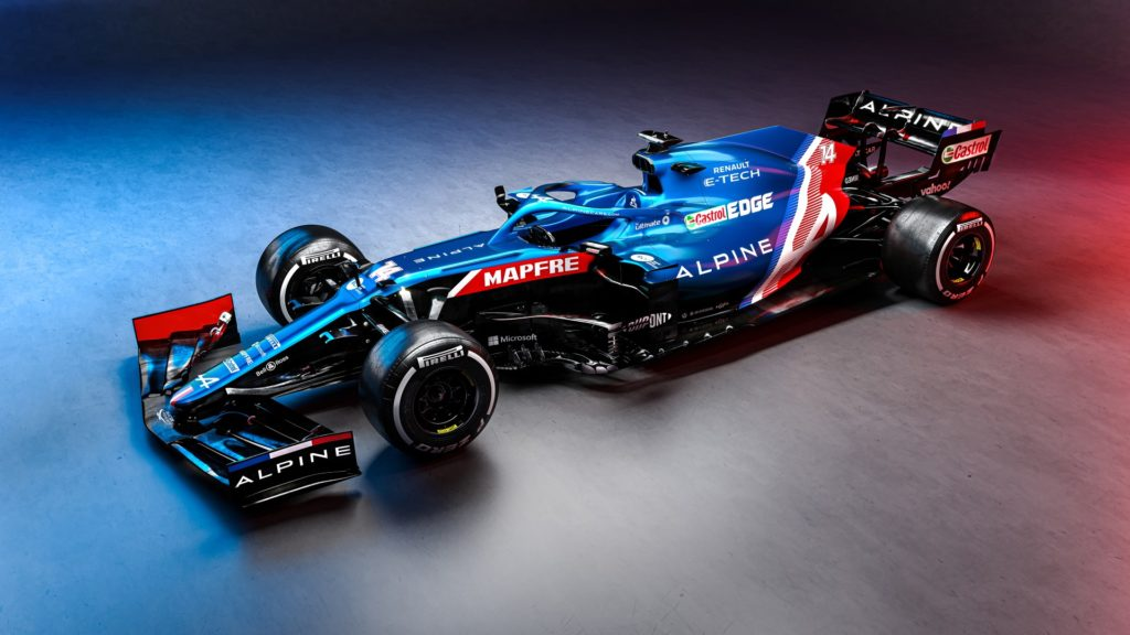 Alpine Fórmula 1
